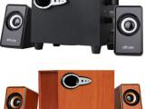2.1低音炮电脑音箱 USB有源多媒体音箱 欧那特YD-211新品上市