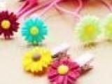 特别荐款 小雏菊可爱儿童发夹/BB夹/浏海夹JM0729B