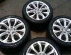 出售奥迪系列18寸轮毂轮胎适合奥迪A4LA6LC7