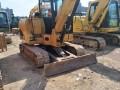 四川绵阳卡特彼勒306E型二手挖机转让出售