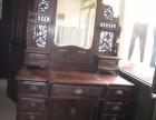 上海市老红木家具收购二手红木家具回收