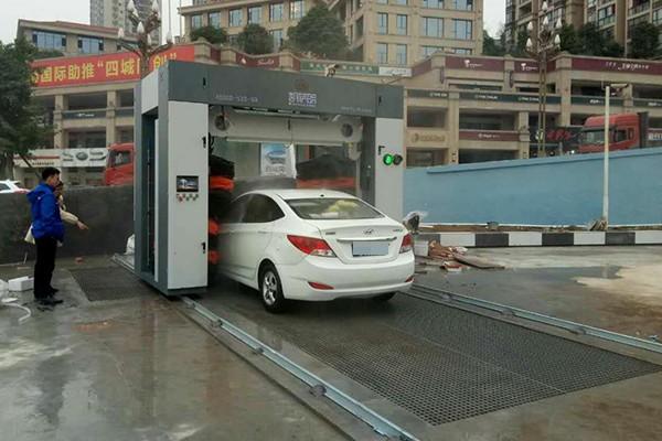 汽车保养行业趋势大发展