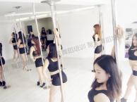 邛崃0基础钢管舞教学 成人钢管舞一对一 钢管舞专业培训学校