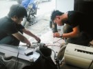 专业维修冰箱空调洗衣机热水器油烟机煤气灶具太阳能等