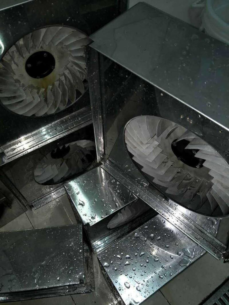 海淀区油烟管道油烟净化器清洗