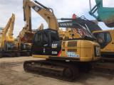 银川二手挖掘机卡特320小松200220出售卡特二手挖掘机