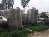 赣州出售二手40吨食品级不锈钢储罐