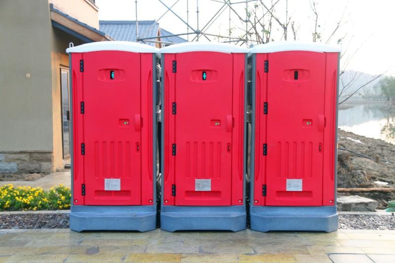 保山市活动厕所出租安检门出租出售专业 一条龙服务