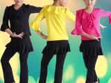 女童2014新款拉丁舞蹈服套装练功中小女童服装舞台六一表演服装