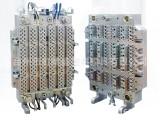 黄岩模具厂 96腔瓶坯模具 PET气封模具