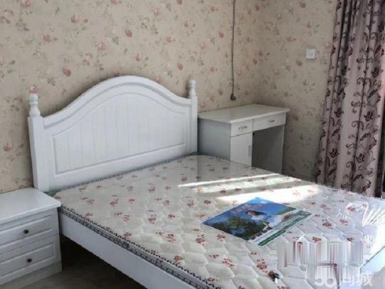 南部商务区罗蒙环球城一室一卫精装荣安月园