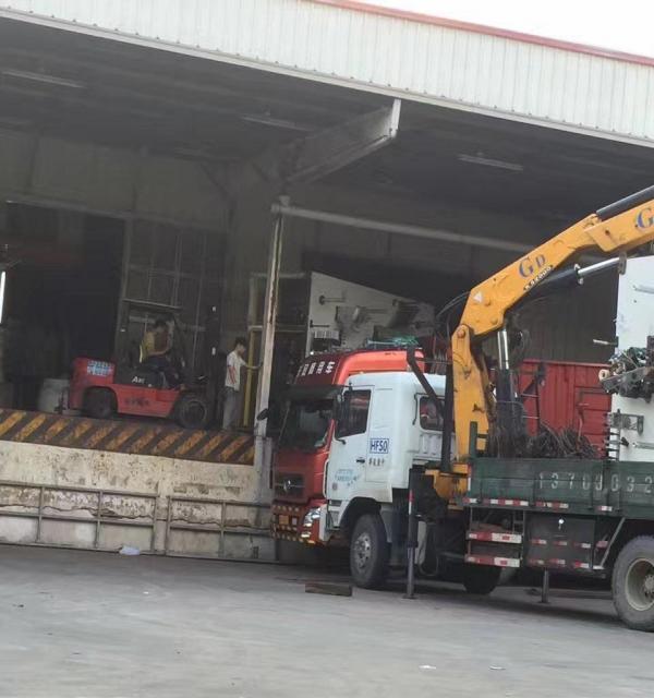 专业承接长短途搬厂设备搬迁,价格合理随叫随到