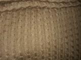 毛线麻花布 扭绳 珠地 挑孔 坑条 提花