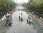 成都肖家河涵洞清淤