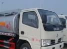 儋州5-15吨二手国三库存加油车油罐车转2年1万公里7.12万