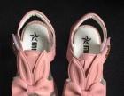 幼童露指凉鞋