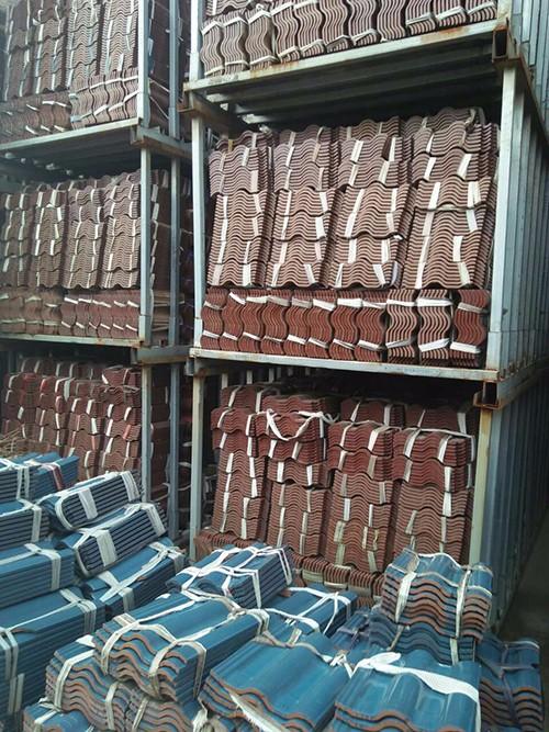 陶瓷瓦厂实力最强 质量最好厂家直销