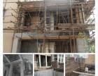 北京顺义挖建别墅地下室 封建别墅露台 现浇楼板