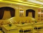 复古小户型客厅家具美式皮艺沙发组合 高档真皮木沙发组合定制