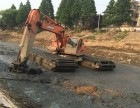 长沙市望城县水上挖掘机出租水陆两用挖掘机出租