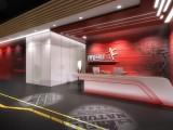 南昌健身房装修设计公司丨本色健身房装修设计案例赏析