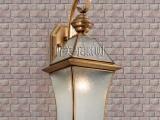 〖中山斯美乐〗厂家批发欧式全铜壁灯 阿拉伯风格焊锡灯户外壁灯