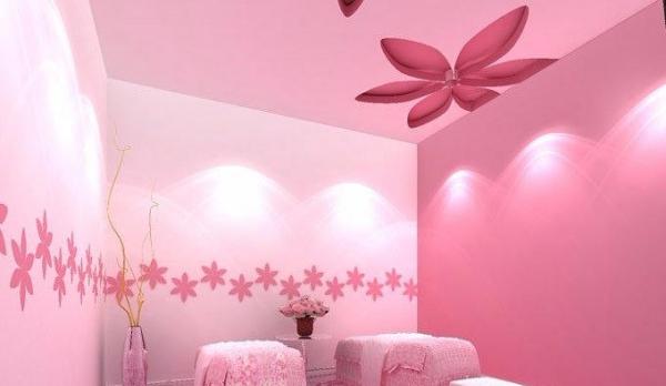 合肥装修专业美容spa会所装饰设计独特个性化装修