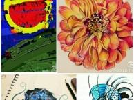 画室假期班三个月1700中小学成人零基础绘画素描色彩