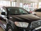 丰田 汉兰达 2011款 2.7L 两驱5座运动版首付只要5万块