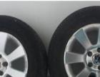 出售成色很新的原装皇冠轮胎