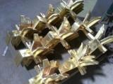 电镀V型导电座,阴极导电铜座,元宝铜座