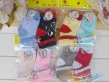 批发供应童袜 W1150宝宝翻口毛巾袜 冬款加厚毛圈松口婴儿袜