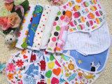 婴儿口水巾宝宝围嘴围兜批发全棉防水围嘴口水巾多种花型各种围兜