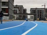 水性聚合物彩浆 彩色防滑路面 各种颜色施工