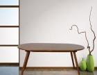 欧式现代简约时尚实木餐桌小户型桌子