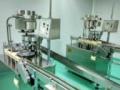 一整条头孢粉针生产线