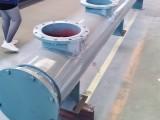 新疆定制石油专用水冷螺旋输送机