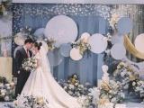 十堰专业婚礼策划 婚礼现场布置 婚礼气球装饰