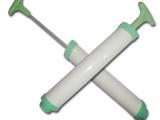 J4-08 优芬压缩袋手动抽气泵 螺丝抽气口 压缩袋抽气通用