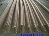 水泥厂抽吸粉末增强PU钢丝软管镀铜钢丝PU软管