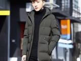男士外套冬季新款潮流韩版衣服短款帅气秋冬男装羽绒棉
