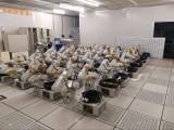 转让一批三菱机器人