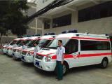 绵阳带呼吸机的救护车 绵阳带呼吸机的救护车