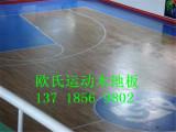 全国包工包料地板黄冈篮球场地木地板放心省心 批发代理