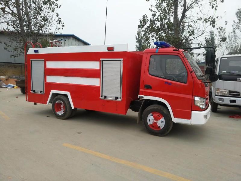 绍兴出售二手水罐消防车的厂家