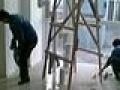 专业擦玻璃-打扫卫生
