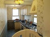 恺斯国际空间设计 小户型厨房装修四大要点,让厨房更整洁