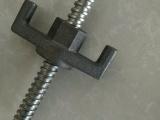 止水丝杆,穿墙丝杆,防水丝杆,三段穿墙丝杆厂家批发价格