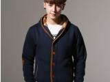 冬季新款 2014韩版休闲棒球服运动装 男士新款修身潮外套潮开衫