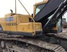 转让 挖掘机斗山二手210纯土方挖掘机手续齐全